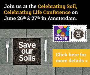 Join us at the Celebrating Soil, Celebrating Life Conference on June 26th & 27th in Amsterdam