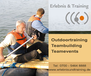 Erlebnis & Training. Outdoortraining für Unternehmen