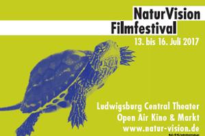 NaturVision Filmfestival, Open Air Kino & Markt. Ludwigsburg, 13.-16. Juli