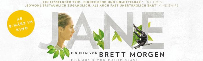 JANE. Ein Film von Brett Morgen. Ab 8. März im Kino
