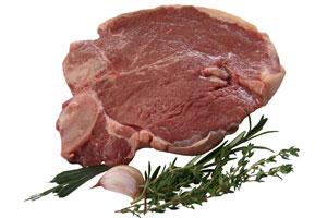 Fleisch ist nicht gleich Fleisch: Es gibt auch verträgliche Wege, nicht ganz auf Fleisch zu verzichten. ©Christian Alex/pixelio.de