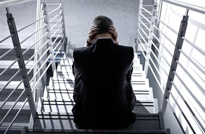 Achtung: Karriereleitern sind ohne bewusste Auszeiten keineswegs Einbahnstrassen nach oben! © KKH