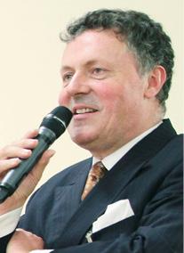 Ulf Leonhard ist Eventveranstalter und passionierter Jäger. © Leonhard