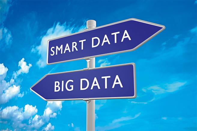 Big Data: unser Wegweiser in die Zukunft. © hainichfoto, fotolia