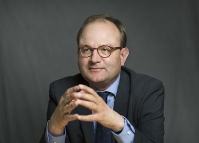 Prof. Dr. Ottmar Edenhofer, Ökonom und stellvertretender Direktor am PIK