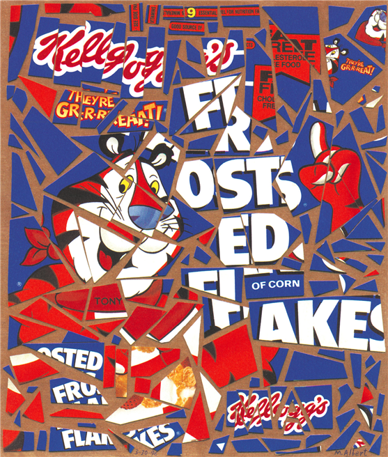 Frosted Flakes #1 (Portrait of an American Classic)