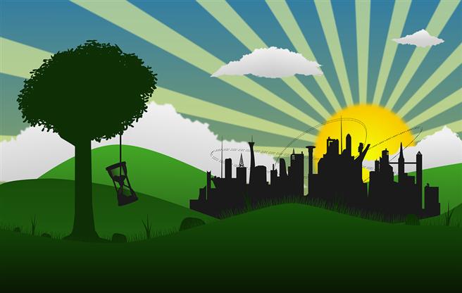 Sind wir wirklich auf einem nachhaltigen Kurs? © 95C, pixabay