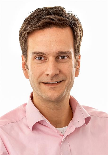 Dirk Knütter, Bereichsleiter Marketing Services, KAISER+KRAFT Europa