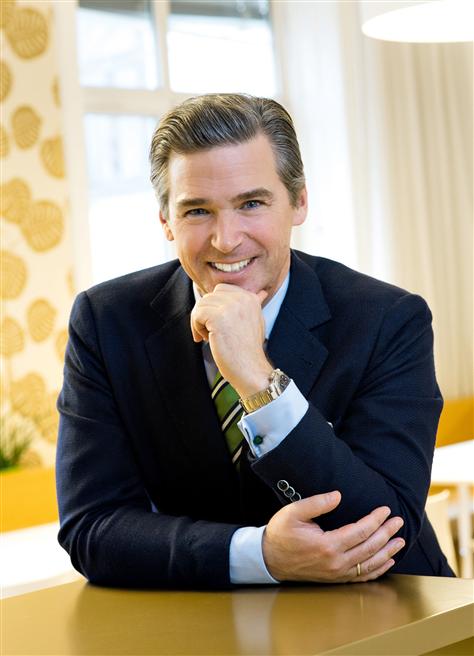 Andreas Gnesda, Unternehmer und Präsident des Österreichischen Gewerbevereins // Foto: © Foto Wilke
