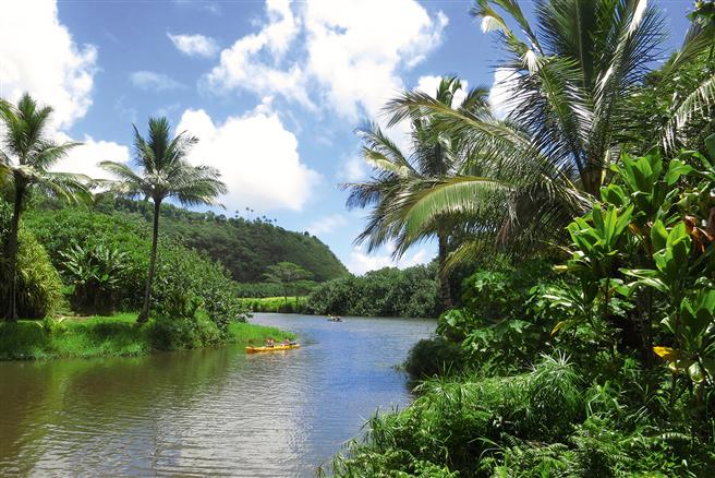 In enger Gemeinschaft und mit Aloha Spirit lassen sich große Ziele auch im Berufsalltag erreichen. // Fotos: © Monika Gruhl