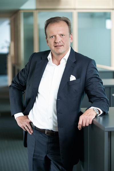 Vorstand Holger Jahnke: 'Gute Planungen optimieren die Flächeneffizienz und steigern die Kommunikation' © Sedus Stoll AG