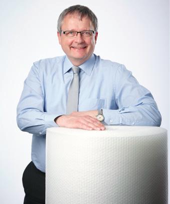 Harald Schoenfeld, Generaldirektor Rajapack Germany © Rajapack