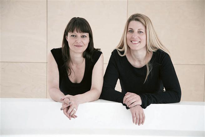 Andrea Herold und Tina Kammer