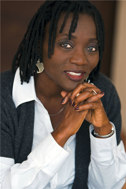 Dr. Auma Obama im Interview © Sauti Kuu Foundation
