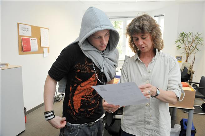 JOBLINGE: gemeinsam gegen Jugendarbeitslosigkeit © JOBLINGE gAG