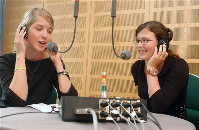 tat:funk - Schüler entdecken unternehmerisches Handeln. © Eberhard von Kuenheim Stiftung