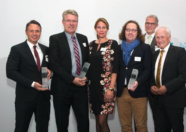 Best Practice Award 2017 – die Gewinner © Metalle pro Klima
