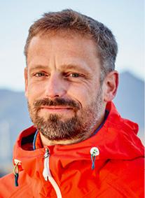 Christian Schneidermeier, Geschäftsführer der Ortovox Sportartikel GmbH. © M. Robl, Ortovox