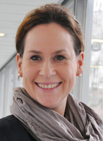 Mareike Klein, Leiterin des TfS-Work­stream Communication. © Mareike Klein privat