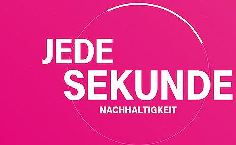 Die ergänzende 'CR-Broschüre' ermöglicht einen schnellen Überblick über das vielfältige Engagement der Deutschen Telekom.