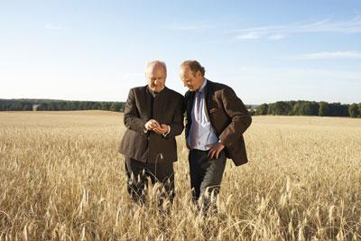 Claus und Stefan Hipp © HiPP