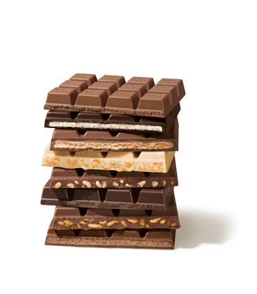 Für das gesamte Sortiment bezieht Ritter Sport ausschließlich zertifiziert nachhaltigen Kakao. © Ritter