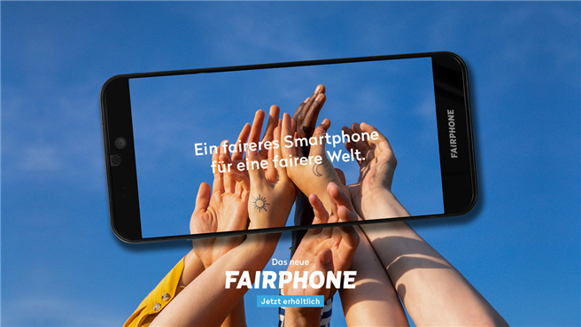 Fairphone: ein nachhaltiges Smartphone, © Fairphone | CC BY-NC-SA