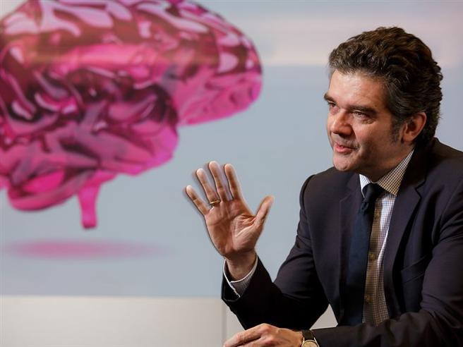Dr. Axel Wehmeier, Chef der Gesundheitssparte Telekom Healthcare Solutions. Foto: Telekom