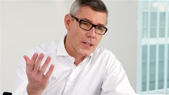 Christian Illek, Vorstandsmitglied Deutsche Telekom AG, Personal © Deutsche Telekom