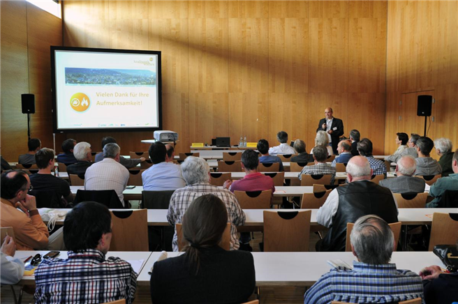 Workshop Kraft-Wärme-Kopplung zum Kongress Energieautonome Kommunen/Messe GETEC