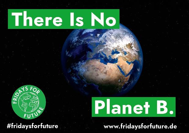 Am 15.3. findet ein internationaler Schulstreik statt - Erwachsene sind auf den Kundgebungen herzlich willkommen! © Fridays for Future