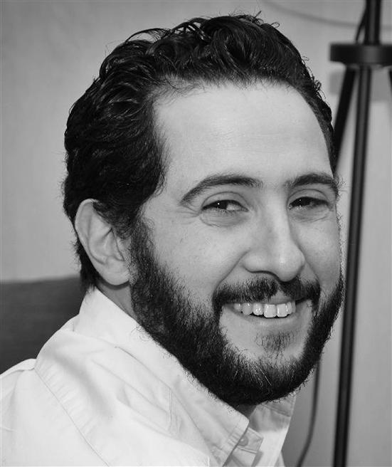 Yasser Shretah Deutsch-Syrischer Architekt. © Yasser Shretah.