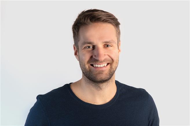 Alex Melzer, Gründer des Greentech Start-ups Zolar. © Zolar