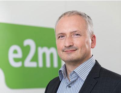 Andreas Keil ist Geschäftsführer der Energy2market GmbH mit Sitz in Leipzig. © e2m