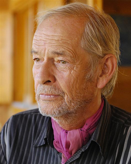 Der Tamera-Mitbegründer Dieter Duhm. Foto Simon u Vinage. CC BY 2.0
