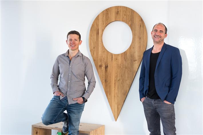 Harri Butsch und Jürg Knoll, die beiden Gründer von Followfood. © Followfood