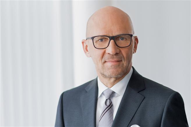 Klaus Dittrich ist Vorsitzender der Geschäftsführung der Messe München. © Messe München