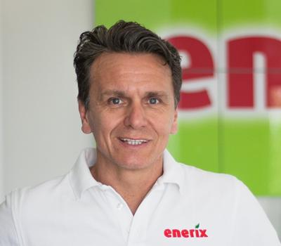Geschäftsführer und Mitbegründer enerix: Peter Knuth © enerix Pressebild