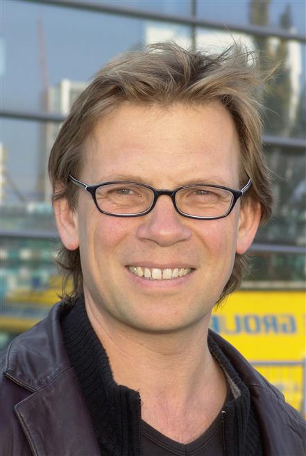 Edgar Hagen, der Regisseur von 'Die Reise zum sichersten Ort der Erde'. © Edgar Hagen
