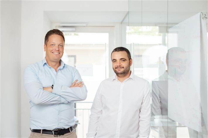 René Drescher, CEO und Angel Dimitrov, CTO © recyfy