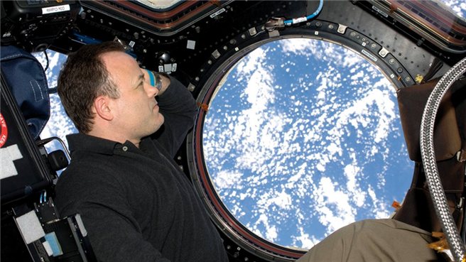 Ron Garan, former NASA Astronaut. Now Speaker and bestselling author. © NASA