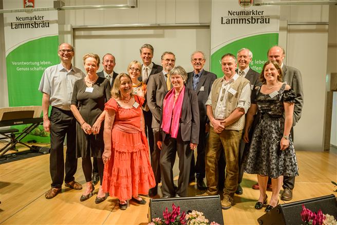 Die Preisträger 2014 ©Johannes Green www.johannes-green-fotografie.de