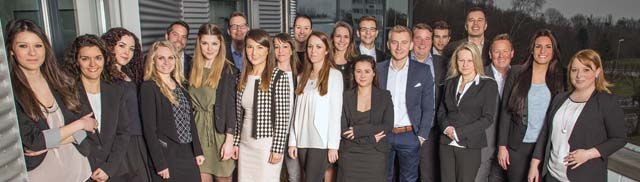Das ProLife Team. Foto: ProLife GmbH
