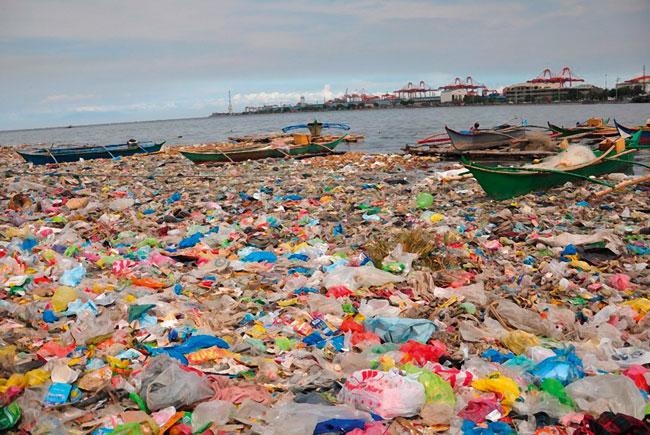 Plastikmüll im Meer verschwindet nicht einfach, sondern überdauert Jahrzehnte. Foto: One Earth - One Ocean e.V.