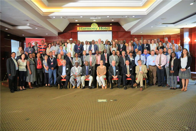 Cotton made in Africa (CmiA) und COMPACI Stakeholder Conference in Addis Abeba, Äthiopien © Cotton made in Africa