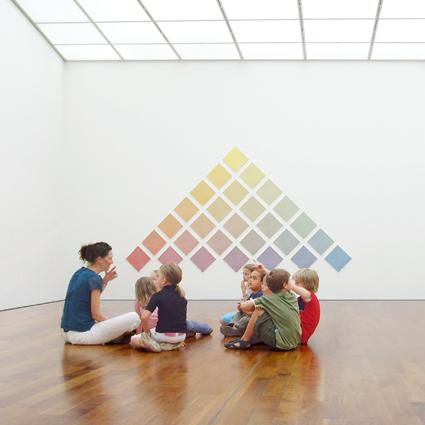 Seit der Eröffnung im September 2005 haben über 400.000 Kunstinteressierte das Museum besucht. © Alfred Ritter GmbH & Co. KG