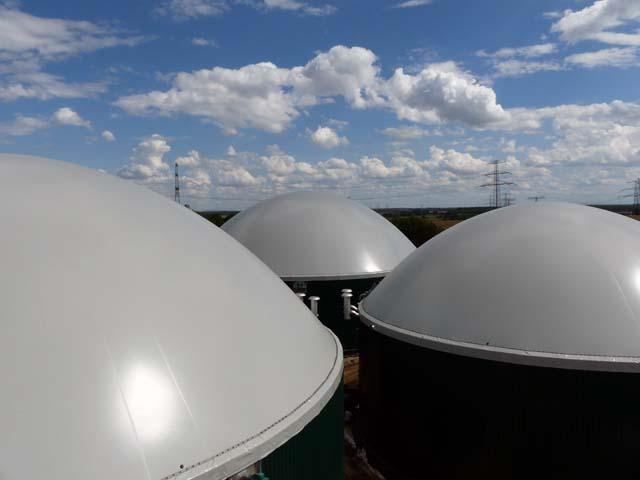 Die Biogasanlage in Thierbach ist bereits das 47. Biogasprojekt der UDI-Gruppe in Nürnberg. © UDI Beratungsgesellschaft mbH