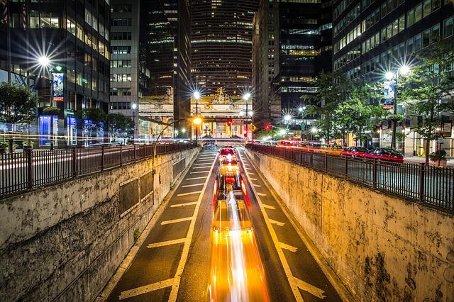Intelligente Straßenlaternen: mehr als nur Licht. © Unsplash | www.pixabay.com