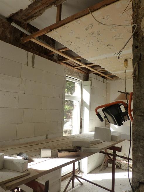 Die Verwendung von Baumaterialien aus nachhaltigen Rohstoffen zahlt sich auch bei einer späteren Sanierung aus! Foto: Michaela Thiede, Pixabay