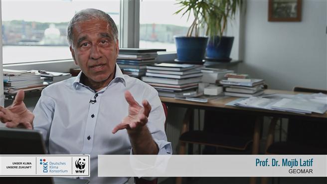 Prof. Dr. Mojib Latif. Foto: WWF Deutschland.